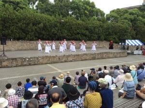 九州からこのために来てくださった太宰府まほろば衆のみなさん!今度は九州でお会いしましょう!!