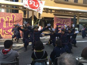 すっかり全国区な「JR九州櫻燕隊」。上場もおめでとうございます!